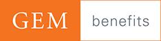GEM Benefits provides Group Benefits including Group Retirement & Savings Plans Logo